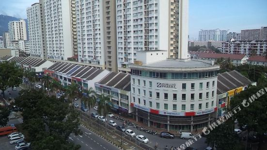 Georgetown Comfort Suite Penang