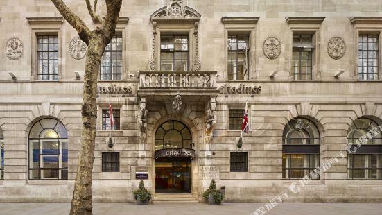 倫敦馨樂庭特拉法爾加廣場服務公寓