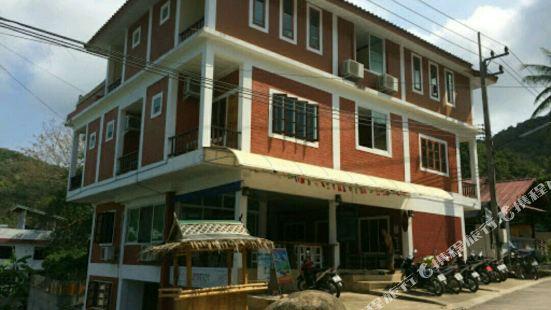 夏季賓館和旅館