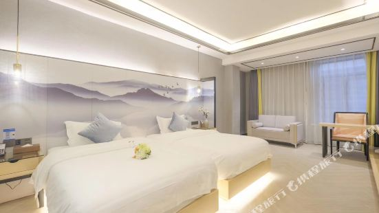 Roman Luxury Hotel (Wuhan Jianghan Road Wanda Plaza)