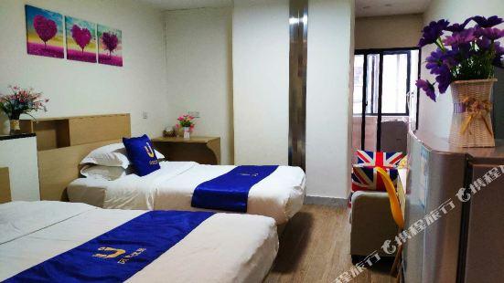風尚優居酒店式公寓(廣州中大店)