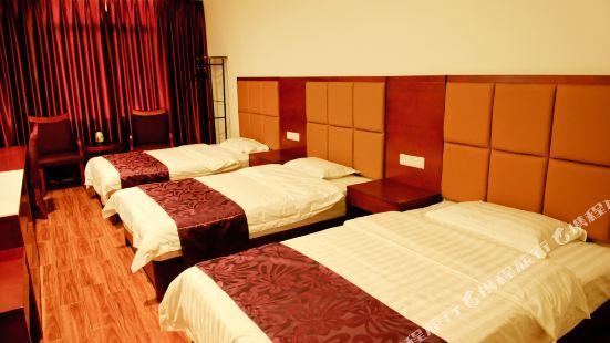 陽江海陵島閘坡鎮青年旅館