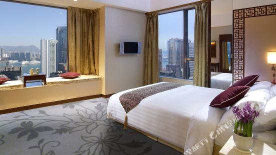 香港蘭桂坊(九如坊)(酒店)