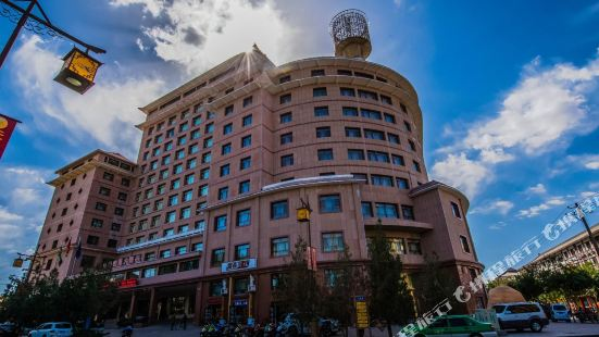 실크 로드 이위안 호텔