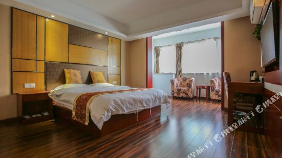 City Home Hotel (Hefei Honggang Metro Station)