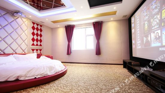 忻州樂影滙微影時光酒店