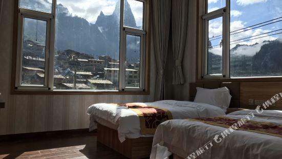 迭部扎尕那雪山酒店