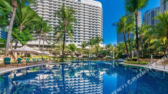 Edsa Shangri La, Manila (Staycation Approved)