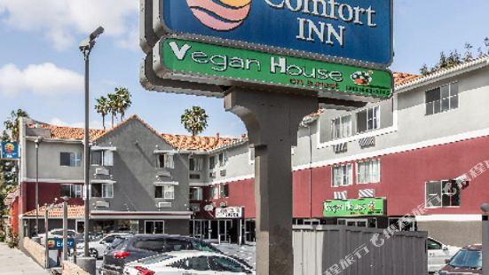 洛杉磯舒適酒店 - 靠近荷里活