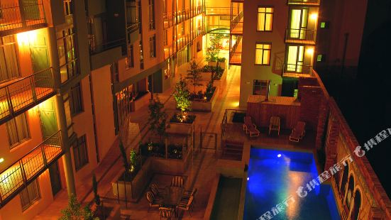 墨爾本中心都市酒店