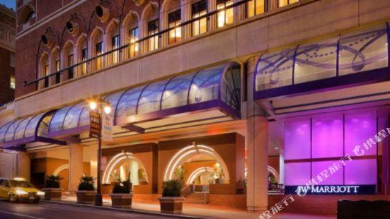 舊金山尤里安廣場JW萬豪酒店