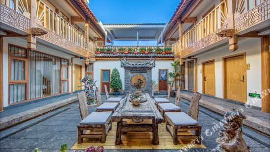 麗江格桑雲朵輕藏文化客棧