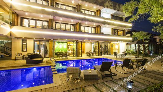 莫幹山境庭酒店
