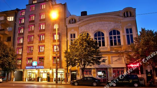 布里斯託爾貝斯特韋斯特優質酒店