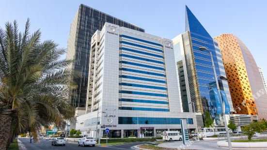 阿布扎比首都中心高級賓館