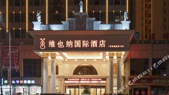 維也納國際酒店(桃源龍八店)