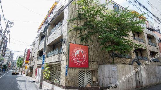 淺草考山世界旅館