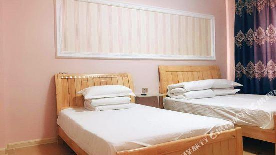 滿洲里21度青年度假客棧