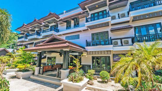 皮皮島安達曼力獅度假酒店