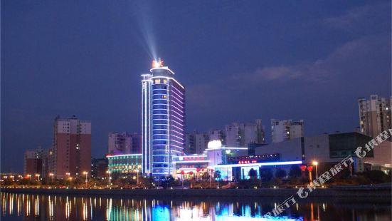 瀏陽銀天大酒店