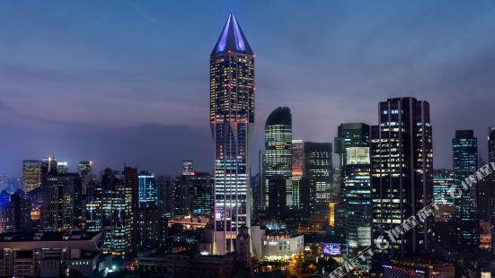 JW 메리어트 호텔 상하이 앳 투모로우 스퀘어