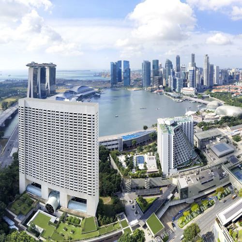 The Ritz-Carlton, Millenia Singapore (Staycation Approved)