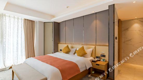 Suzhou Youtai Zun Xiang Hotel Guanqian street shop