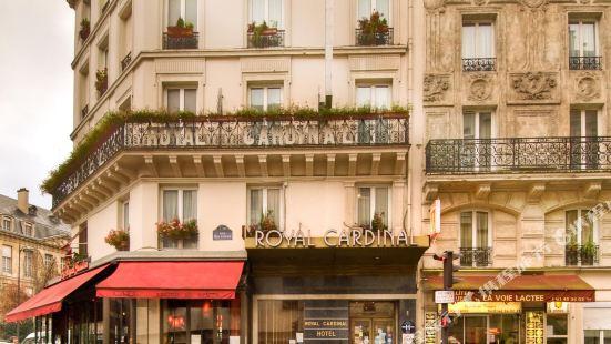 巴黎拉丁區藝術酒店