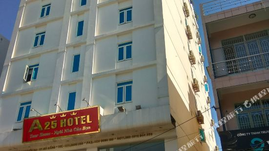 A25 Hotel - 137 Nguyen du DN