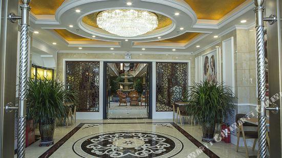 夏河金輪酒店