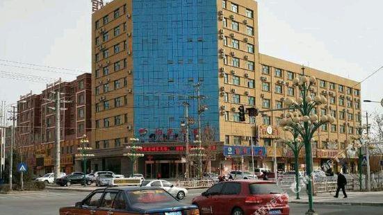 巴楚陽光大酒店