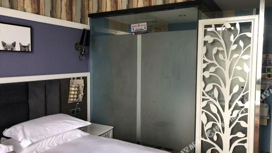 金華貝窩3D巨幕騰訊影院房公寓(2號店)
