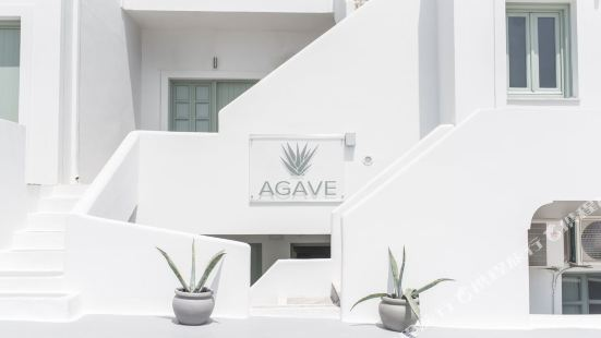 Agave Santorini Design Βoutique Hotel