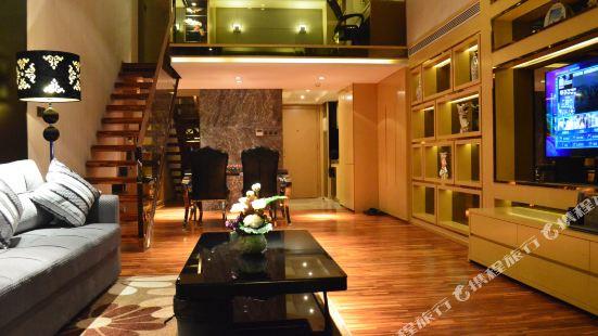 Bojing Chain Apartment Hotel (Guangzhou Poly Zhongda Plaza)