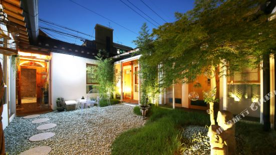 NagNe House (Boutique Hanok)