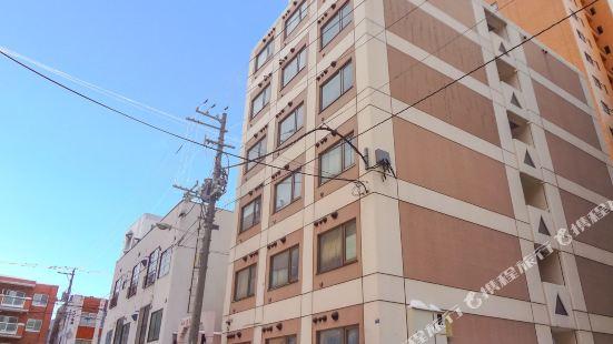 白石駅前公寓