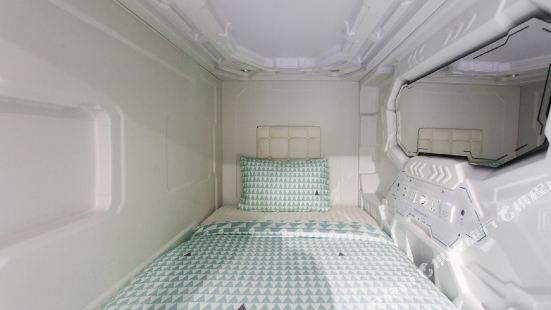 Spaceship Capsule at Penguin Homes - Hostel