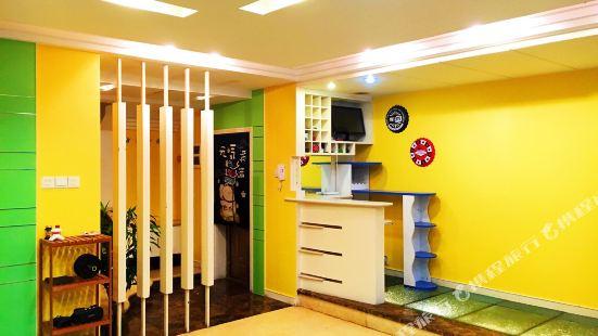 青島市南一夢浮生青年旅舍