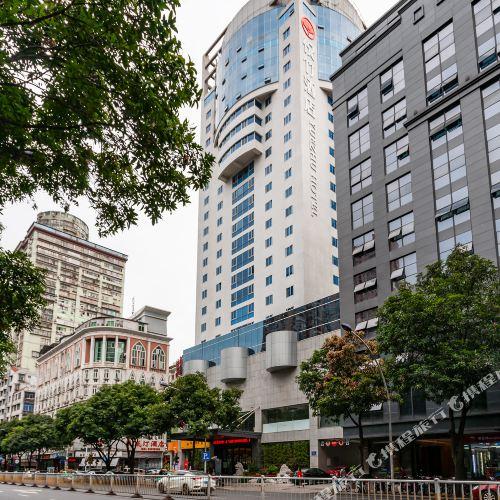 梅園·悦竹酒店(福州三坊七巷店)