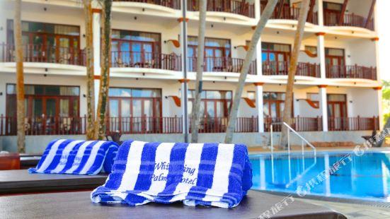 低語棕櫚酒店