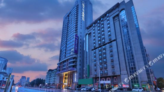 桔子水晶哈爾濱東大直街博物館酒店