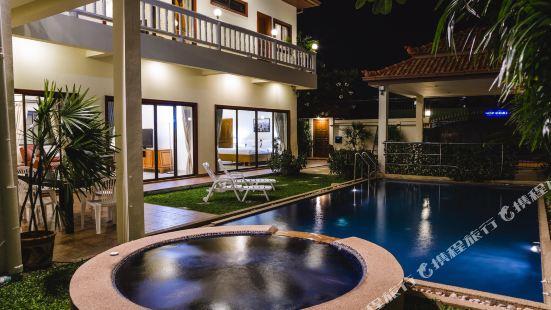 奧沃卡泳池別墅