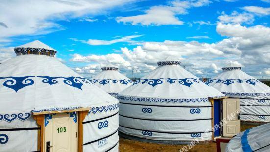 額爾古納諾敏塔拉蒙古包莊園