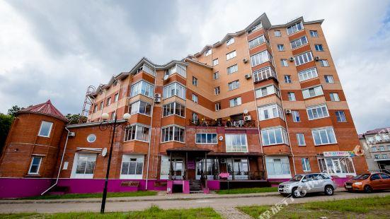 斯特羅加諾夫酒店