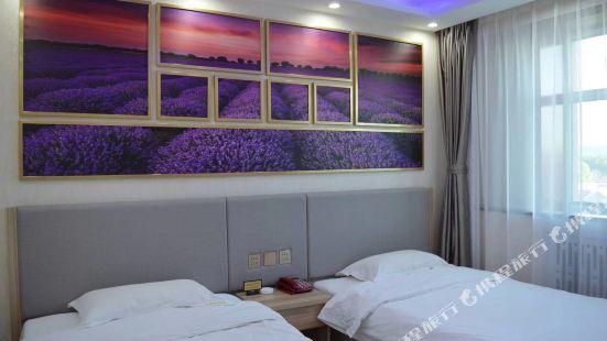 海林藍景商務酒店