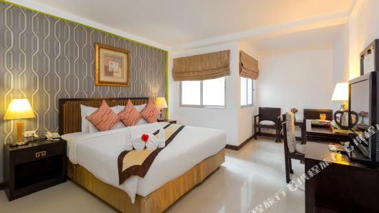 The Golden Ville Boutique Hotel & Spa Pattaya