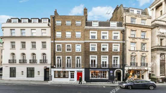 10 Curzon Street by Mansley Serviced Apartments London
