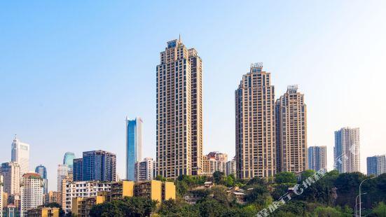 珊頓國際服務公寓(重慶協信公館店)