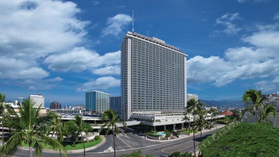 夏威夷·火奴魯魯阿莫那酒店