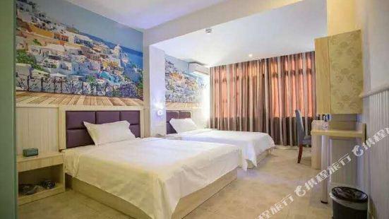 荊州藍天微酒店